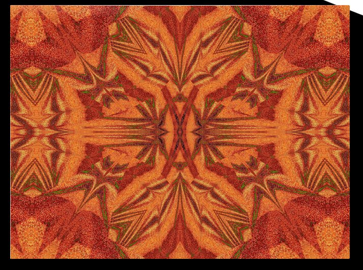 Tribal Sand 93 by Sherrie Larch