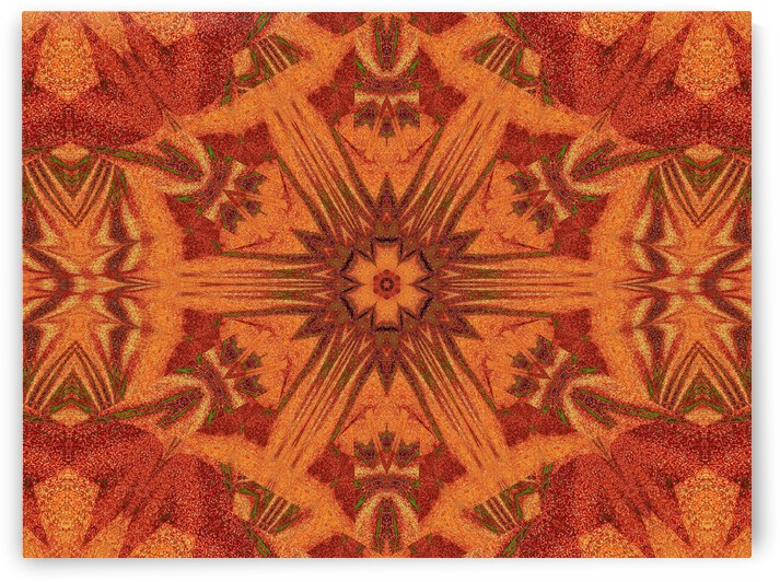 Tribal Sand 94 by Sherrie Larch