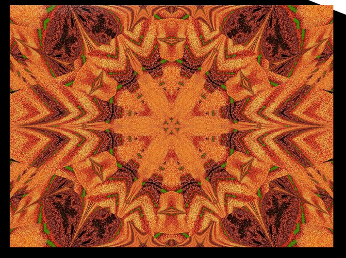 Tribal Sand 107 by Sherrie Larch