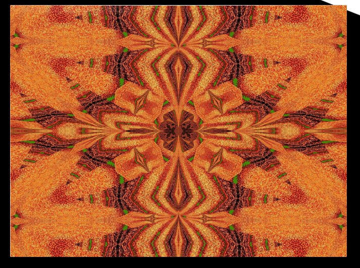 Tribal Sand 109 by Sherrie Larch