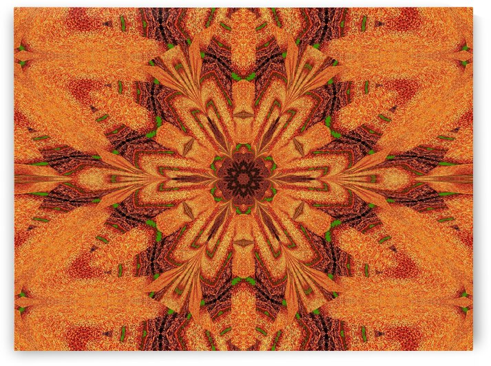 Tribal Sand 110 by Sherrie Larch