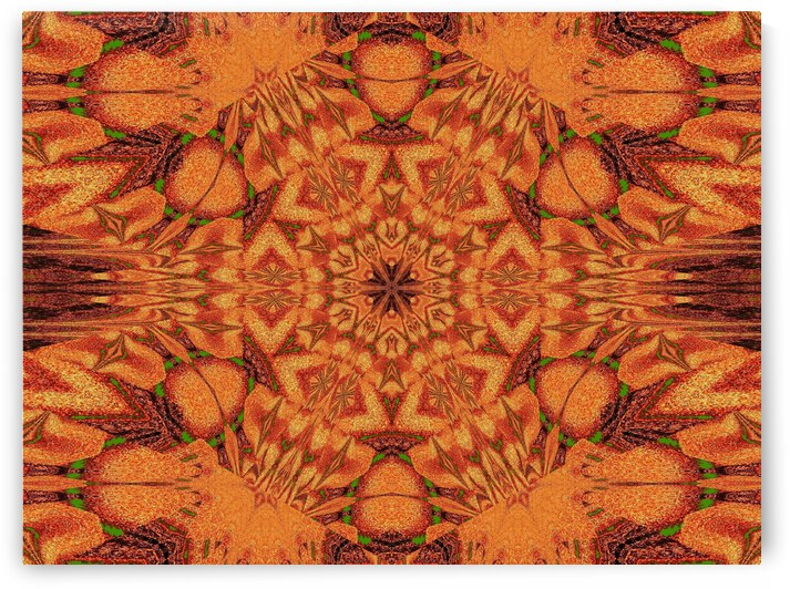 Tribal Sand 111 by Sherrie Larch