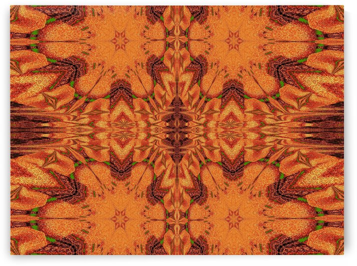Tribal Sand 112 by Sherrie Larch