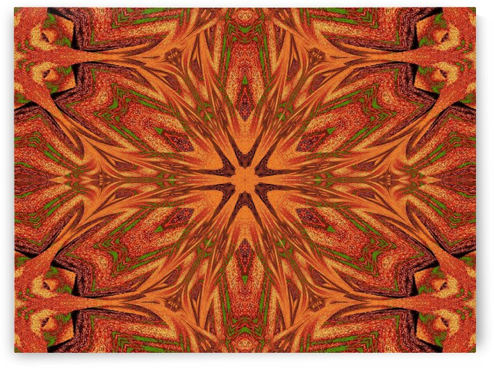 Tribal Sand 116 by Sherrie Larch