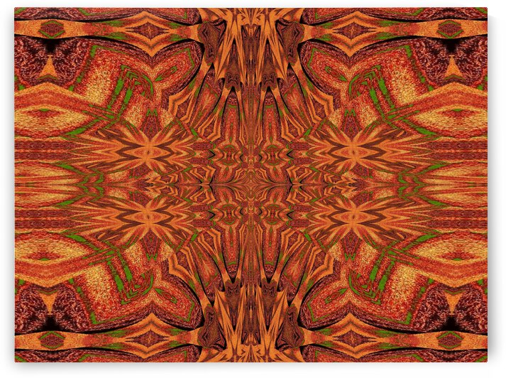Tribal Sand 138 by Sherrie Larch