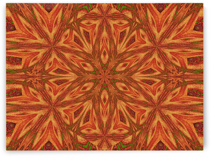 Tribal Sand 142 by Sherrie Larch