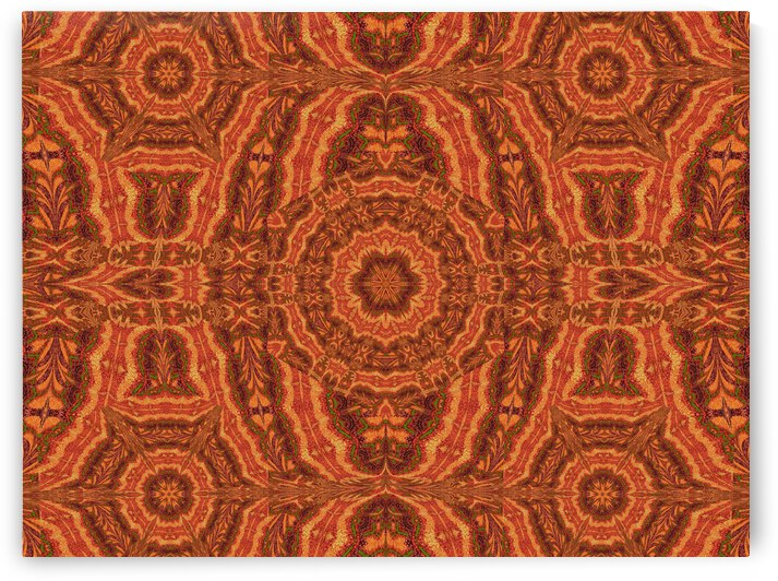 Tribal Sand 147 by Sherrie Larch