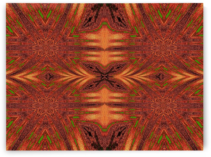 Tribal Sand 156 by Sherrie Larch