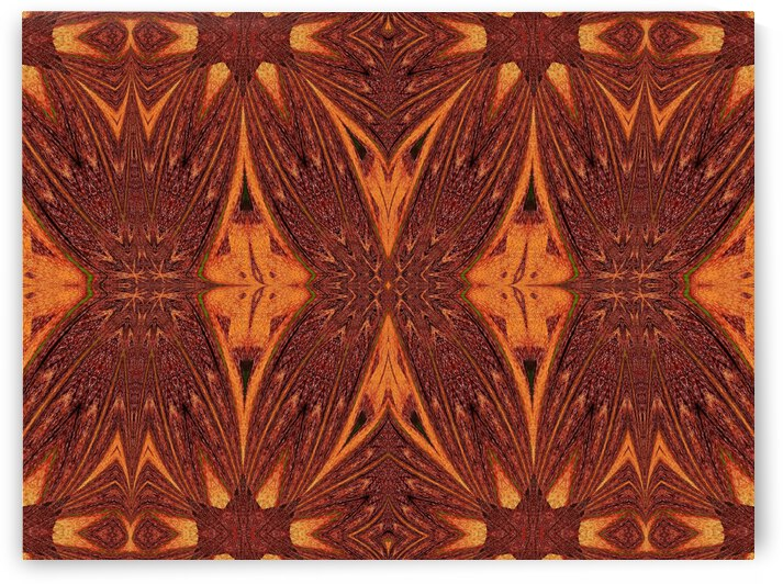 Tribal Sand 168 by Sherrie Larch