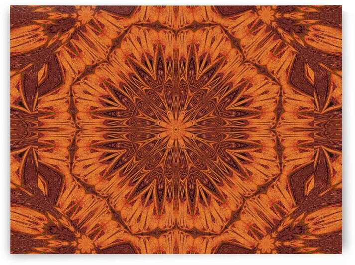 Tribal Sand 185 by Sherrie Larch