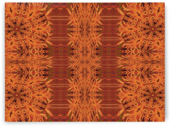 Tribal Sand 187 by Sherrie Larch