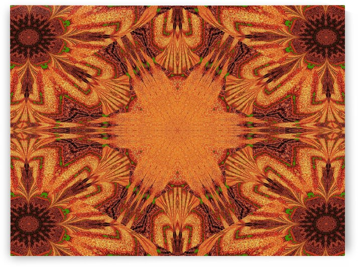 Tribal Sand 193 by Sherrie Larch