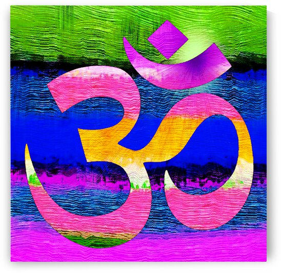 Om Waves by Dorothy Berry-Lound