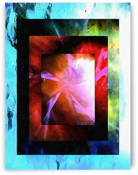 Glimpse Through Alternative Realities 2 by Dorothy Berry-Lound
