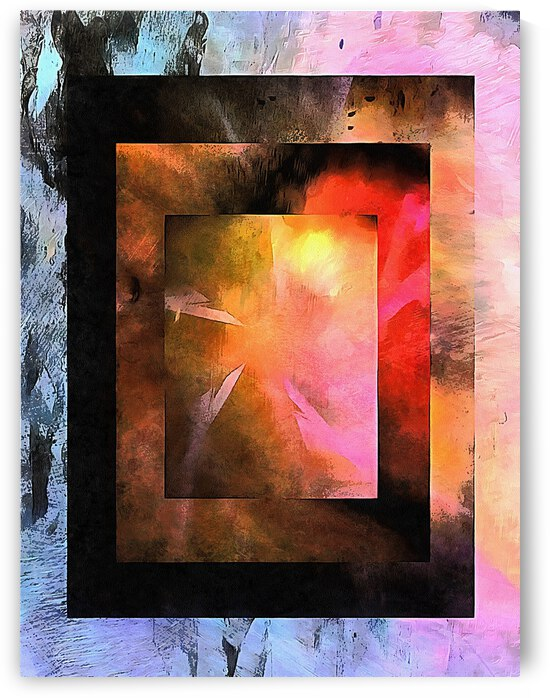 Glimpse Through Alternative Realities 4 by Dorothy Berry-Lound