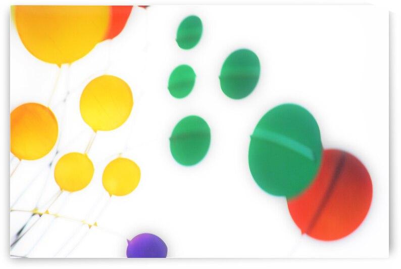 Abstract Circles by Barbara J Durham Creations