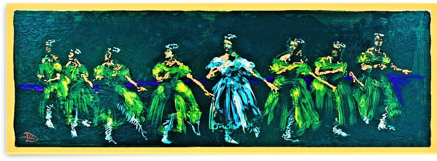 Paris Opera Ballet by Lowell Phoenix Devin