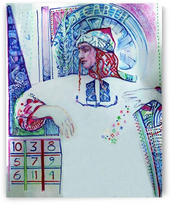 Magic Square Master by Lowell Phoenix Devin