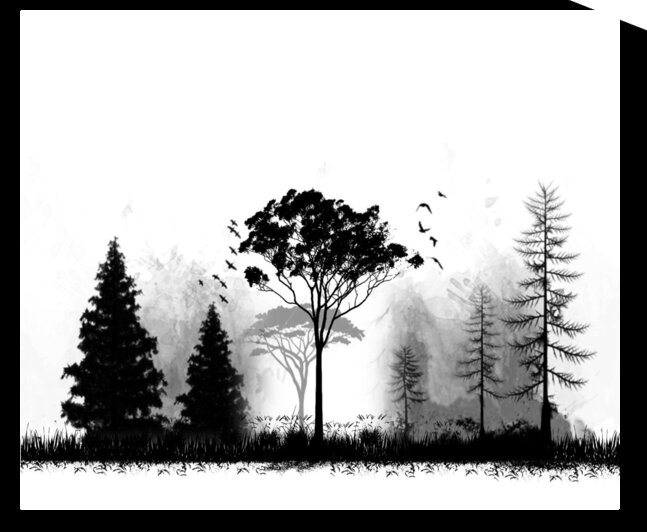 Forest by Apura