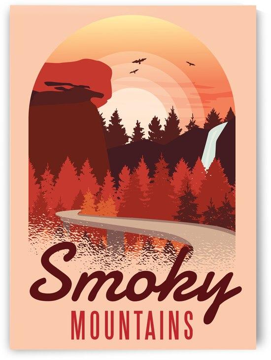 Smokey Mountains by SamKal
