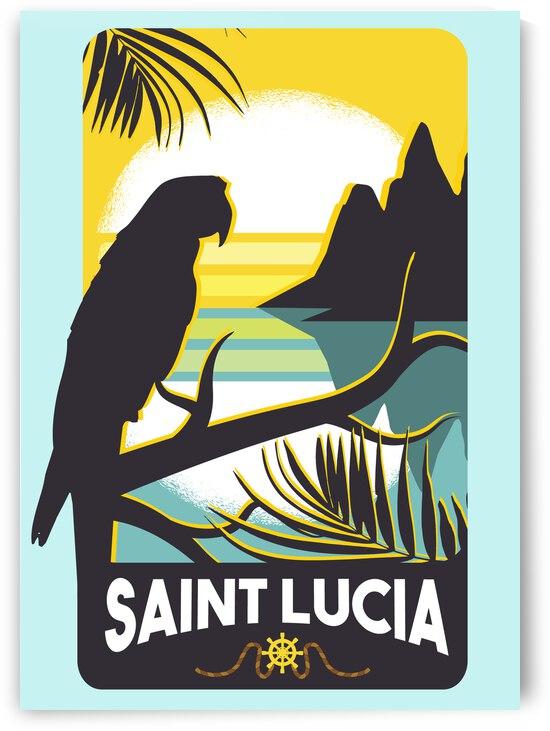 Saint Lucia by SamKal
