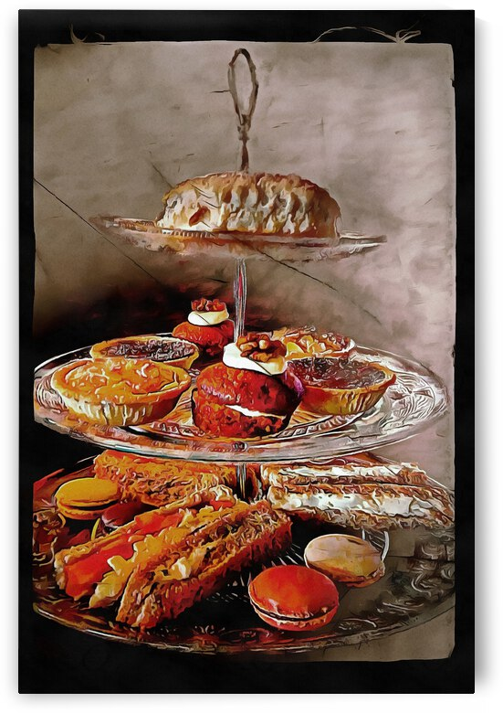 Afternoon Tea Anyone by Dorothy Berry-Lound