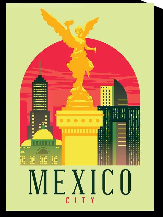 Mexico City by SamKal