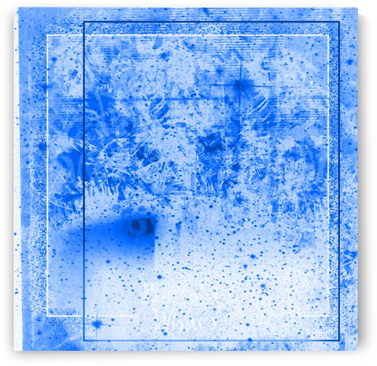 Study of the Mist: Blue Period by Panda s Playground