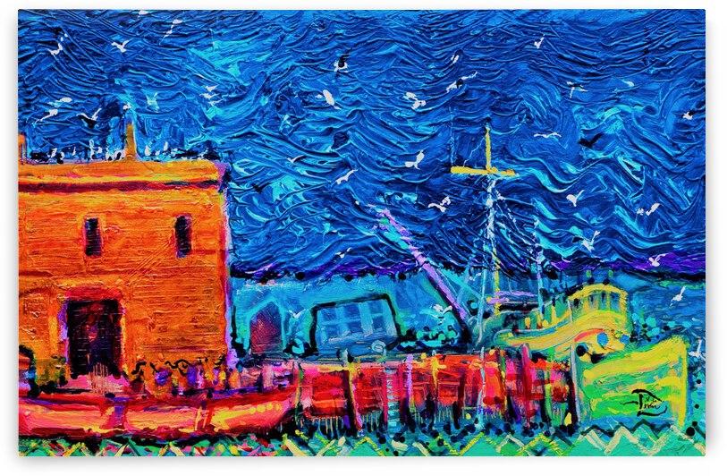 Storm Harbor by Lowell Phoenix Devin