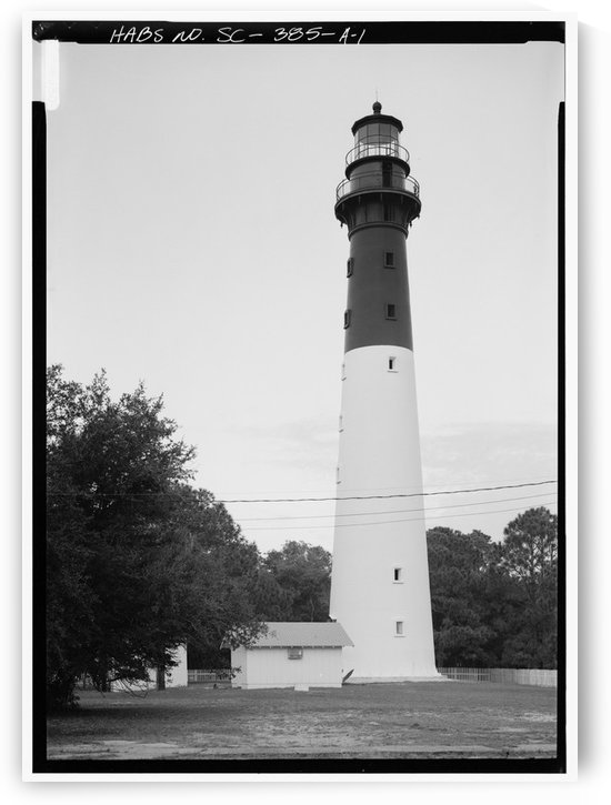 Hunting-Island-Lighthouse-SC by Stock Photography