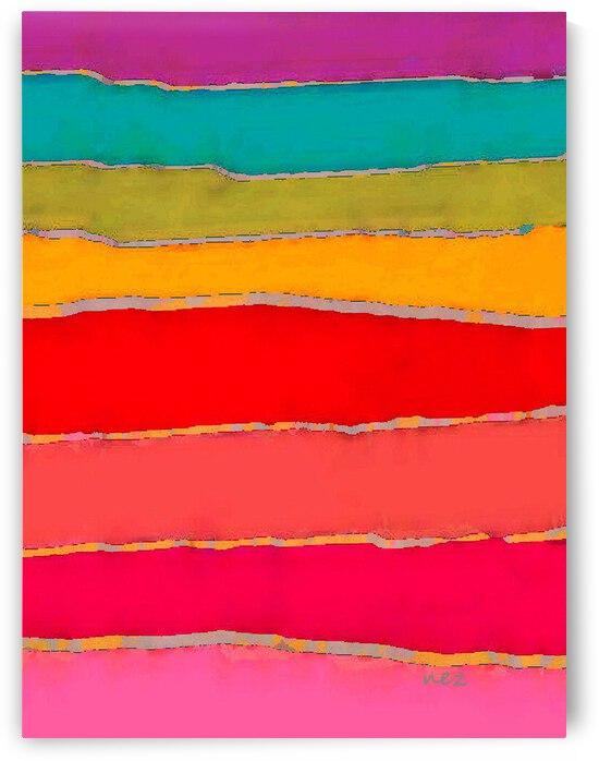 Stripes by Efrain Montanez