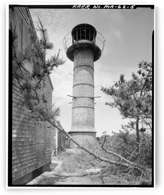 Monomoy-Point-Light-Station-2-Mass by Stock Photography