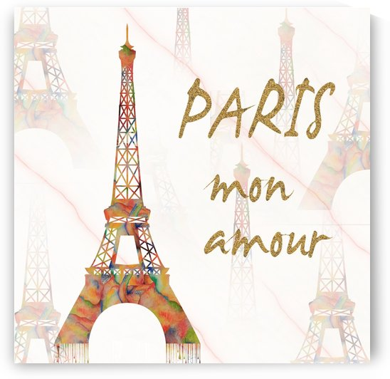 Paris mon amour by Georgeta Blanaru