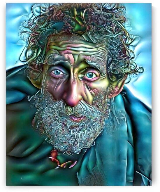 Old Man by Angela Cooper Hanley