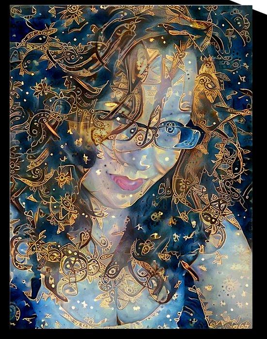 My Secret Head by Angela Cooper Hanley