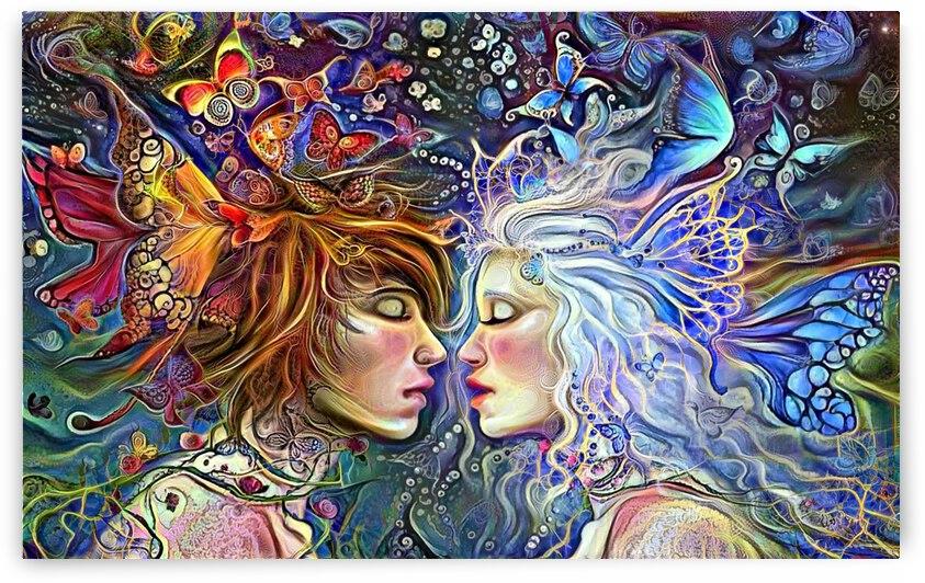 Fantasy Lovers  by Angela Cooper Hanley