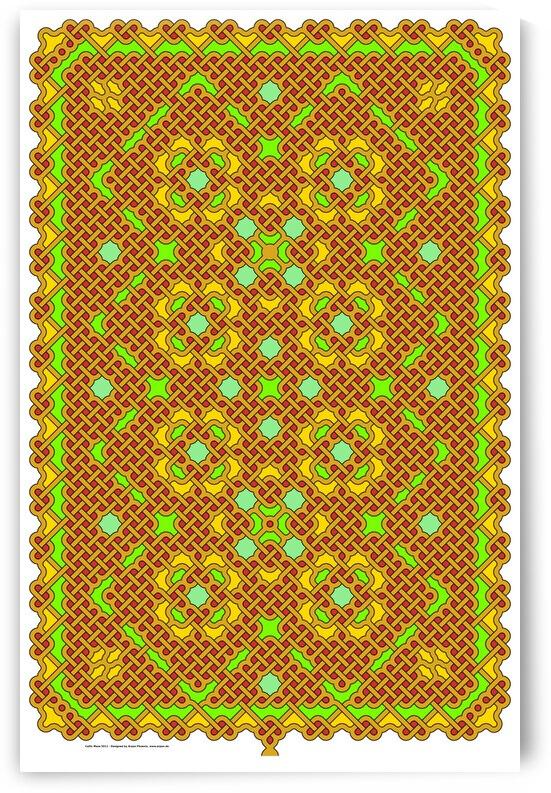 Celtic Maze 5011 by Arpan Phoenix