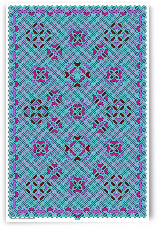 Celtic Maze 5010 by Arpan Phoenix