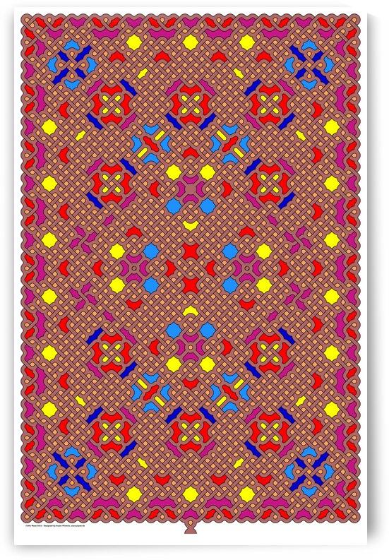 Celtic Maze 5012 by Arpan Phoenix