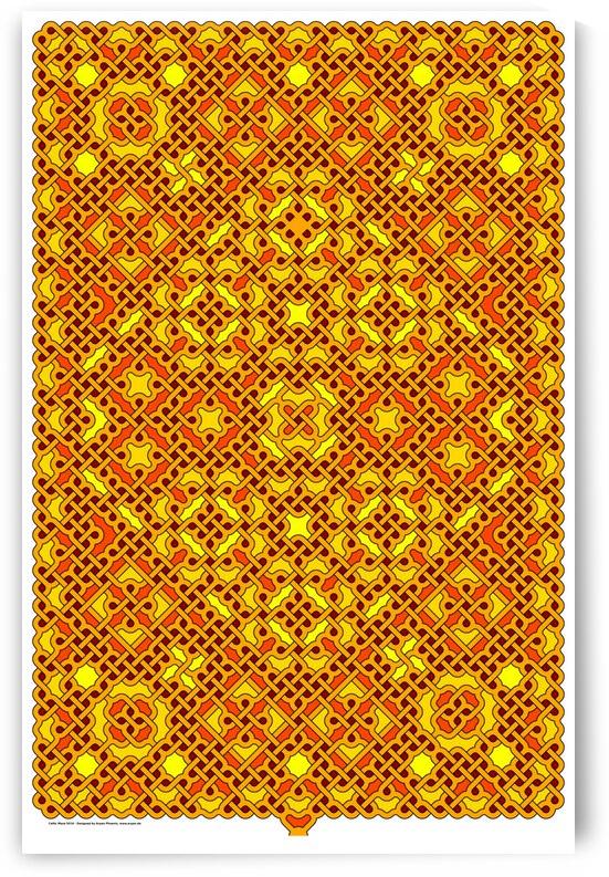 Celtic Maze 5016 by Arpan Phoenix