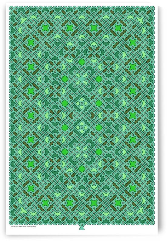 Celtic Maze 5015 by Arpan Phoenix