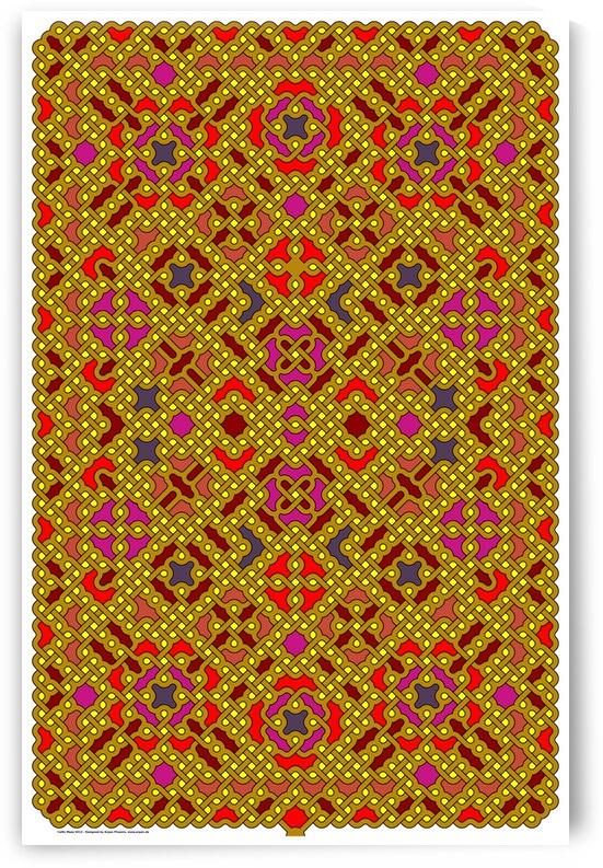 Celtic Maze 5013 by Arpan Phoenix