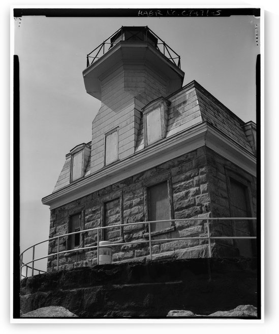 Penfield-Reef-Lighthouse-2-Long-Island-Sound-Bridgeport-Fairfield-County-CT by Stock Photography