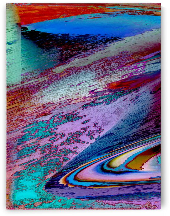 Color tide by Helmut Licht