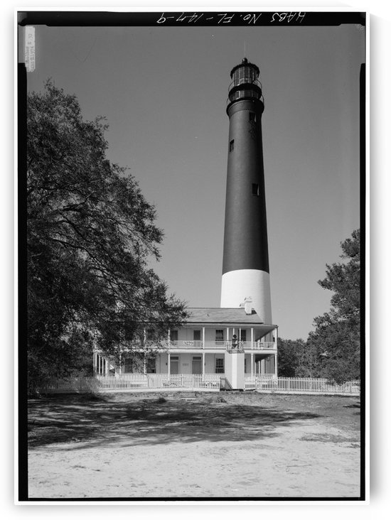 Pensacola-Lighthouse-2-Florida by Stock Photography