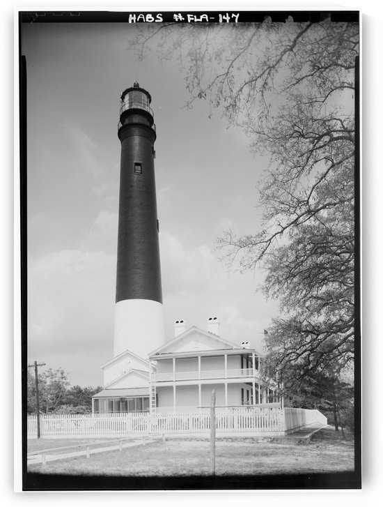 Pensacola-Lighthouse-Florida by Stock Photography