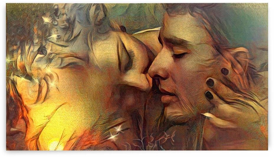 The Tender Kiss by Angela Cooper Hanley