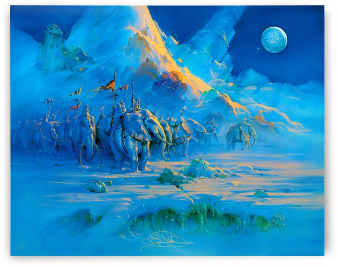 Explorers by John Pitre