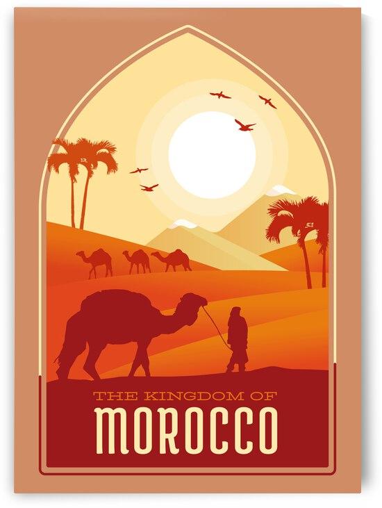 Sahara Morocco by SamKal