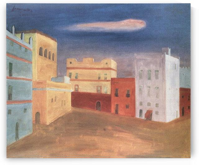 Cadiz II by Walter Gramatte by Walter Gramatte